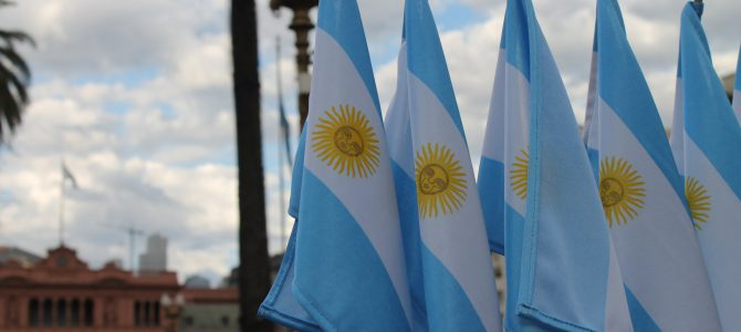 Argentina's importance in the world